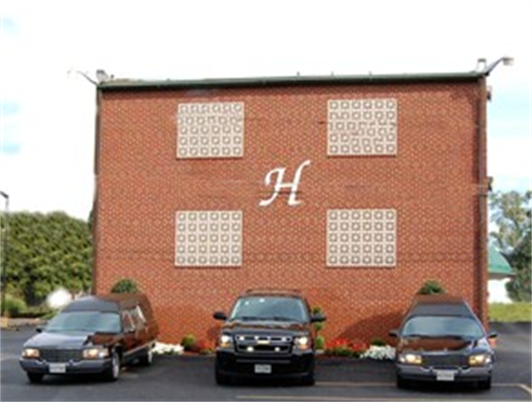 Hubbard Funeral Home Exterior