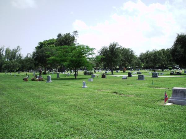 Evergreen Cemetery Grounds