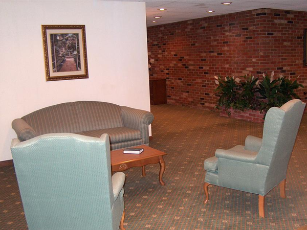 Heck Funeral Home Interior