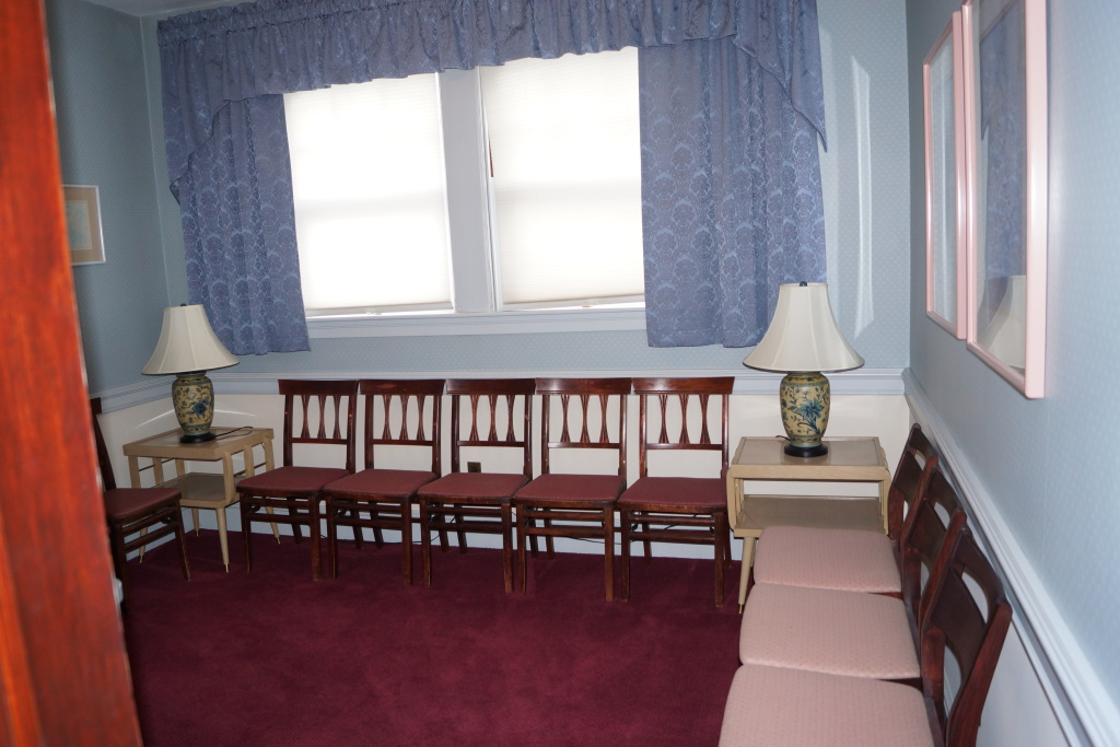 Sansone Funeral Home Interior