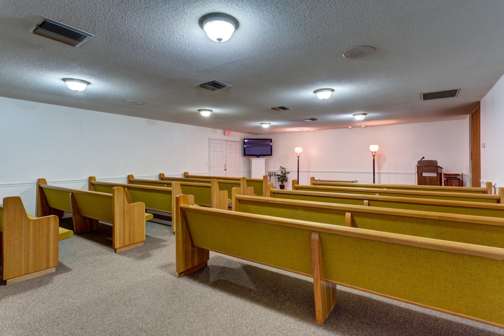 McLaughlin Twin Cities Funeral Home Interior