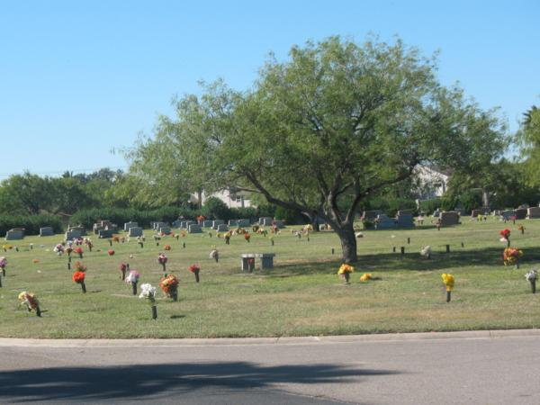 Seaside Memorial Park Grounds