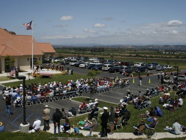 Conejo Mountain Funeral Home, Memorial Park  Crematory Ceremony