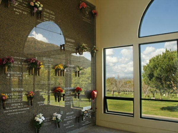 Conejo Mountain Funeral Home, Memorial Park  Crematory Interior
