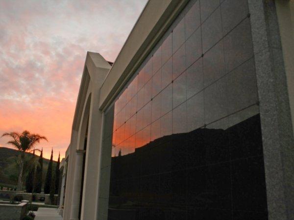 Conejo Mountain Funeral Home, Memorial Park & Crematory Columbarium Exterior