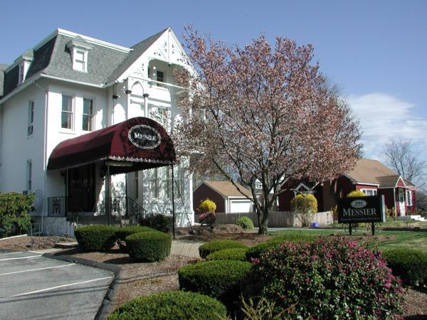 Messier Funeral Home Exterior