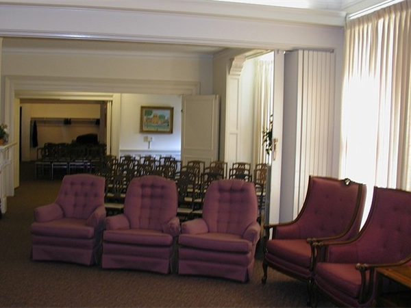 Messier Funeral Home Interior