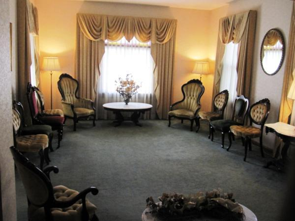 Ratell Funeral Home Interior