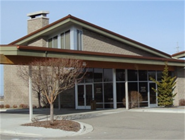 Cloverdale Funeral Home and Memorial Park Exterior