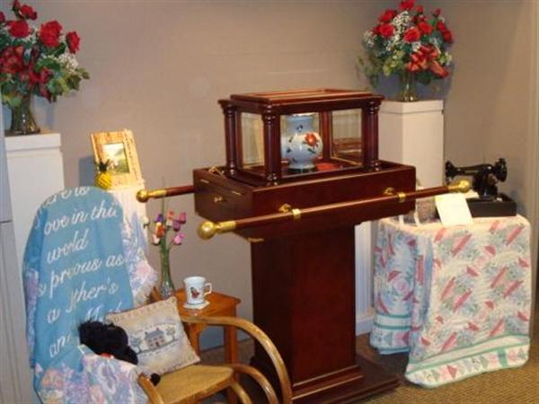 Cloverdale Funeral Home and Memorial Park Interior