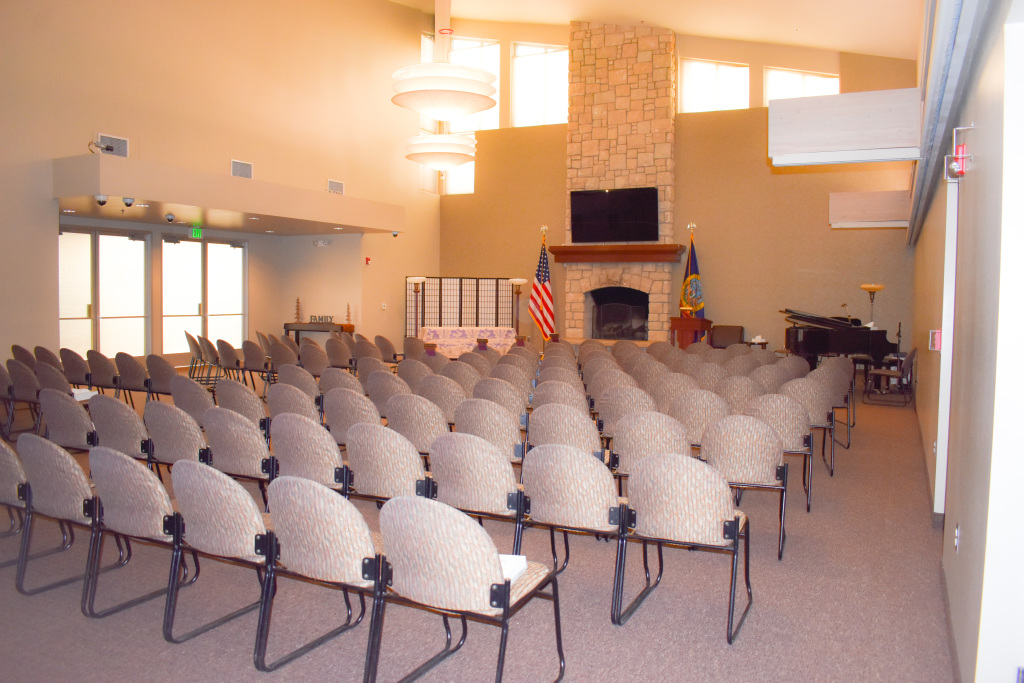 Gibson Chapel Interior