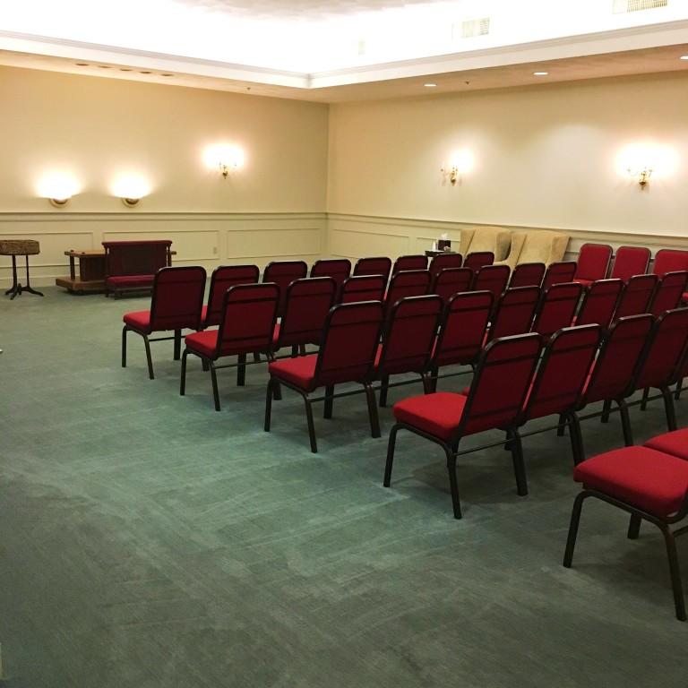 Chapel C from lobby