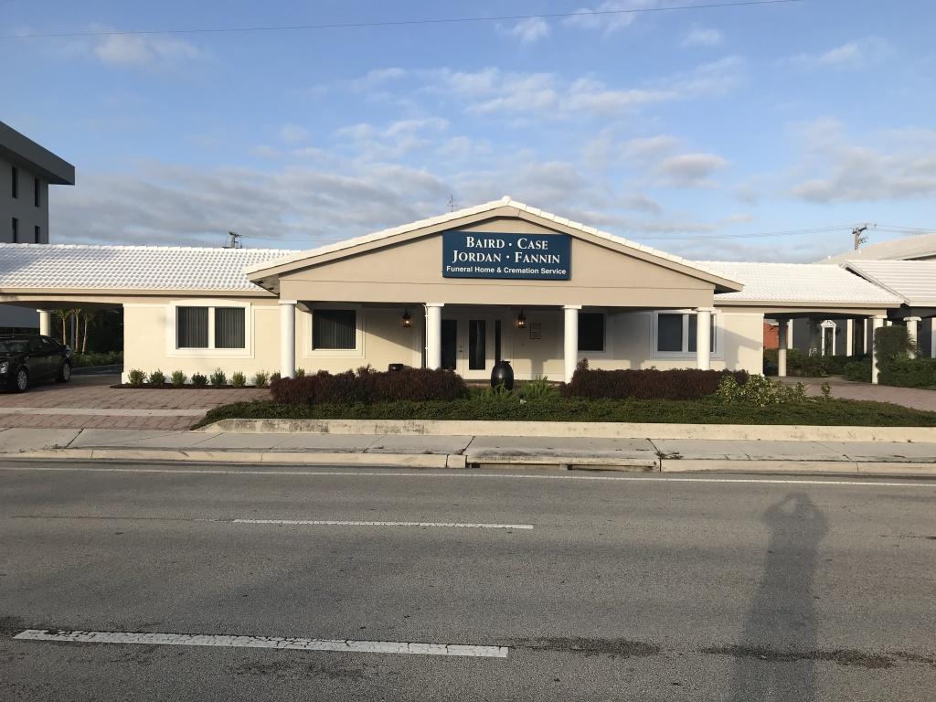 tour our facility baird case jordan fannin funeral home