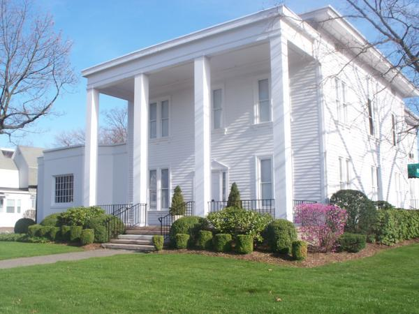 Keenan Funeral Home - West Haven Location Exterior