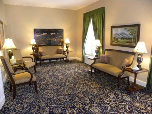 Keenan Funeral Home - West Haven Location Interior