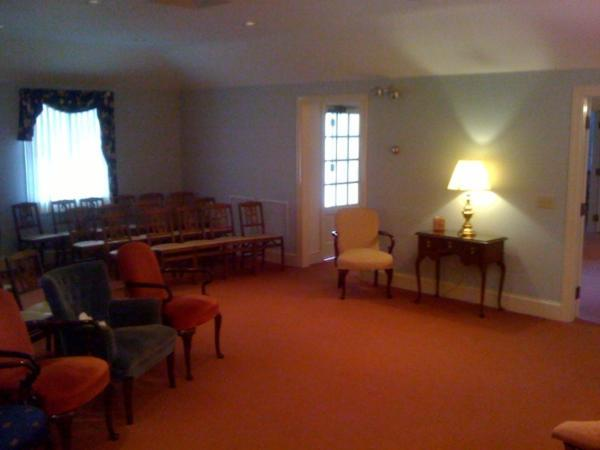Keenan Funeral Home - North Branford Location Interior