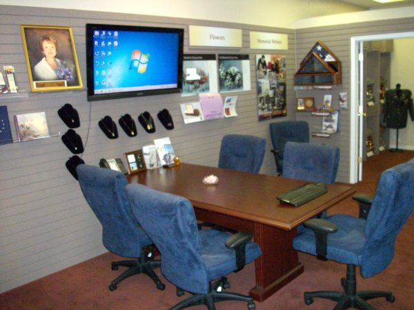 Fuller Metz Cremation  Funeral Services Interior