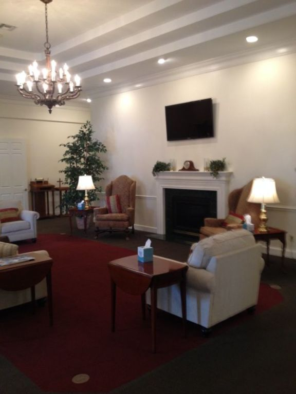 Fuller Funeral Home - East Naples Location Interior