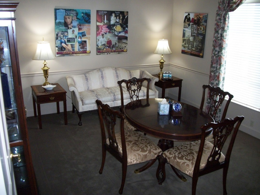 Fuller Funeral Home - North Naples Location Interior
