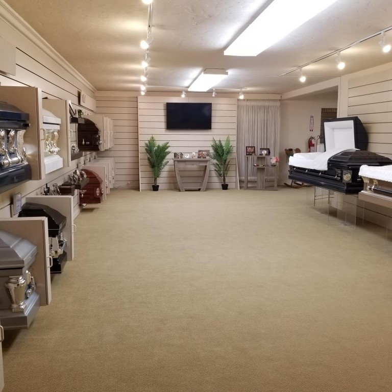Casket and Burial Options