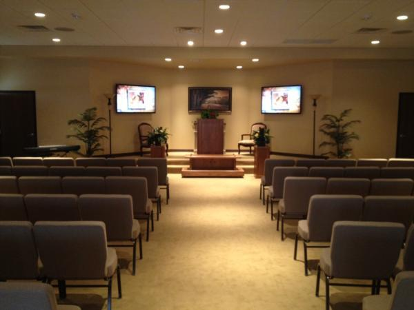 Moore Funeral and Cremation Interior