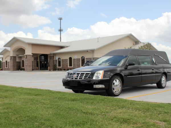 Moore Funeral and Cremation Exterior