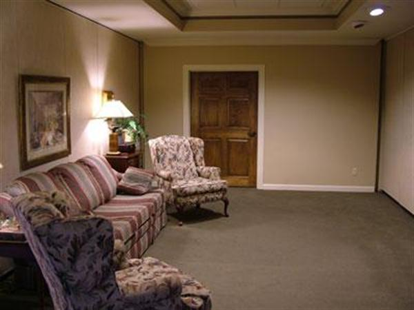 Don Grantham Funeral Home Interior