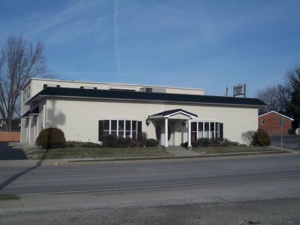 Carman Funeral Home Exterior