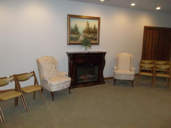 Carman Funeral Home Interior