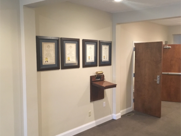 Roberson Funeral Home Interior