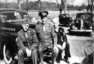 Alvin Jayne, Arthur Bryant, Harry Bryant, 1945