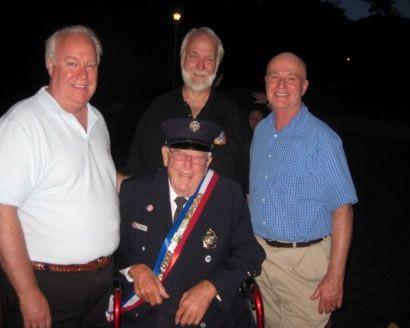 Fred, Arthur Sr., Herb & Artie