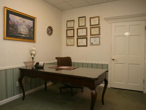 Bryant Funeral Home Interior