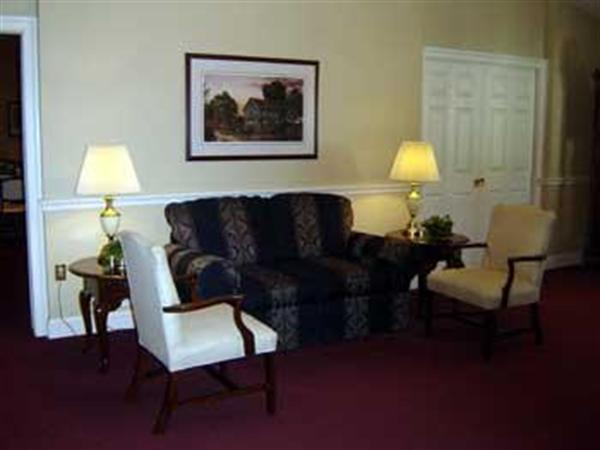 James J. Terry Funeral Home Interior