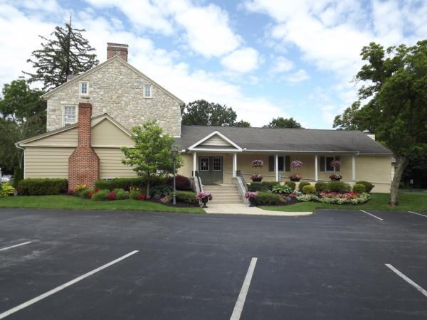James J. Terry Funeral Home Exterior