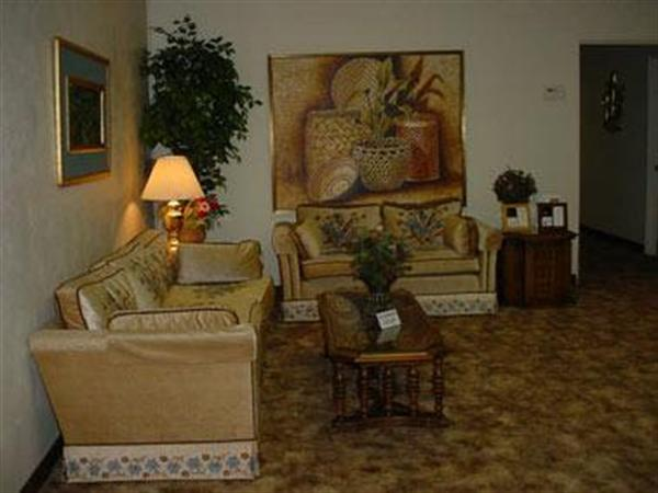 Gray Funeral Home Interior