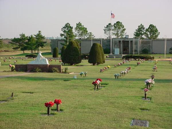 Sunset Memorial Gardens Grounds