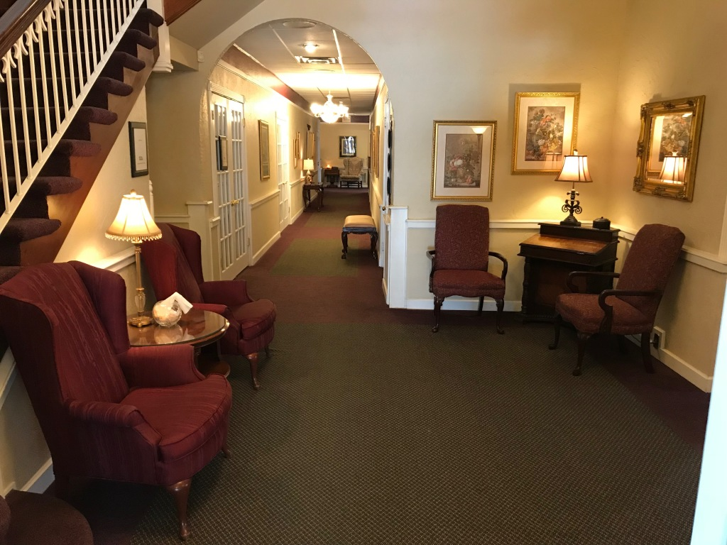 Lawton Ritter Gray Funeral Home Interior