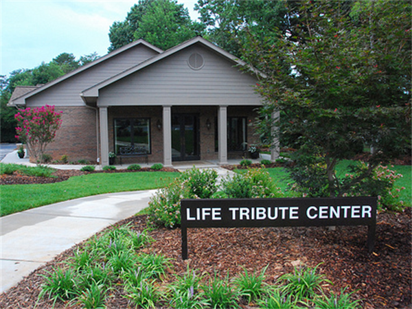 Cumby Life Tribute Center Exterior