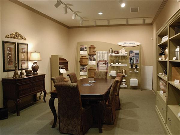 Cumby Life Tribute Center Interior