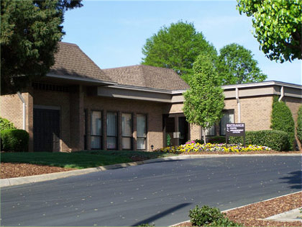 Cumby Family Funeral Service - High Point Location Exterior