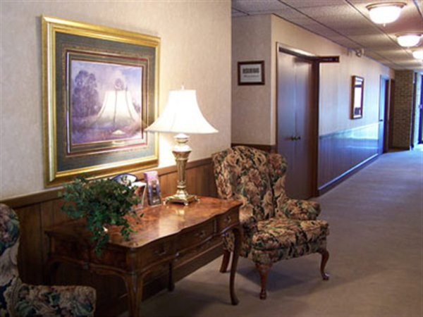 Cumby Family Funeral Service - Archdale Location Interior
