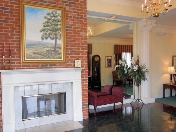 Heritage Funeral Home and Crematory Interior