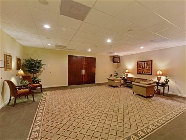 Greenwood Funeral Home Interior