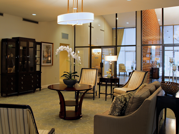 Tharp-Sontheimer-Tharp Funeral Home Interior