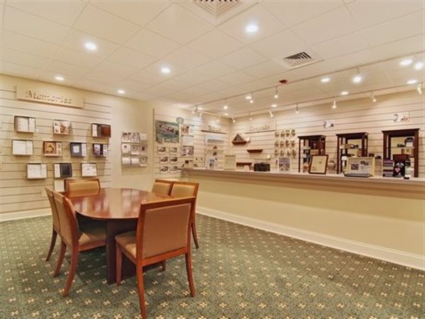 Everly-Wheatley Funerals and Cremation Interior