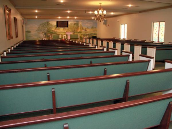 Neal-Tarpley-Parchman Funeral Home Interior