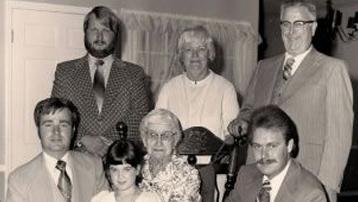 Arthur Bryant Family 1977
