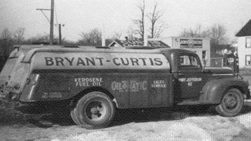 Bryant -Curtis Fuel Oil Company Truck