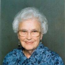 Tribute for Mrs  Mildred Elder Spencer